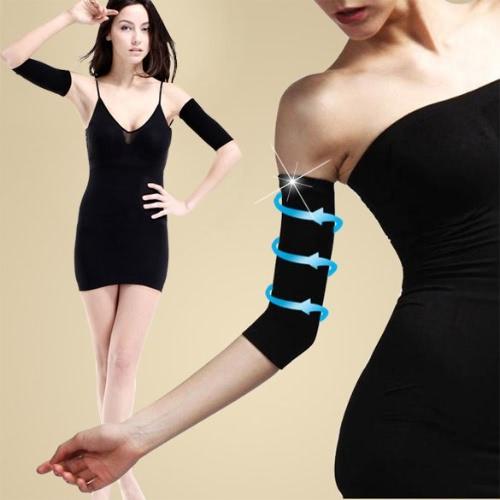 Тонкие Руки Предплечья Руки формирователь сжигать жир пояса сжатия Arm для похудения грелка 420 D