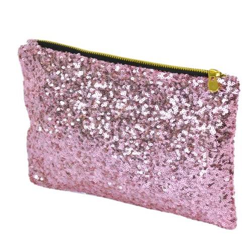 La chispa de la lentejuela de embrague noche bolsa bolso 3colors monedero de la cartera de las nuevas mujeres manera del estilo