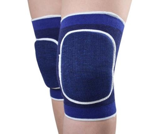 1 Pair Sponge Knee Wrap Support Elastic Brace Band Patella Sport Knee Pad Protective Band