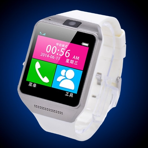 Fashion Smart Watch Bluetooth Watch Phone Calls 1.3MP Sky Camera for Android Smart Phones