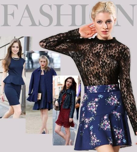 Stilvolle Dame-Frauen-Sommer-Blumendruck mit hohen Taille beiläufiger kurzer Rock