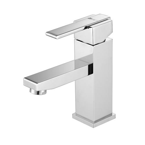 Mitigeur de salle de bain hydroéconome avec jet réglable