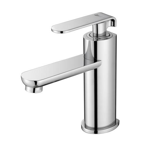 Mitigeur de salle de bain hydroéconomeavec jet réglable