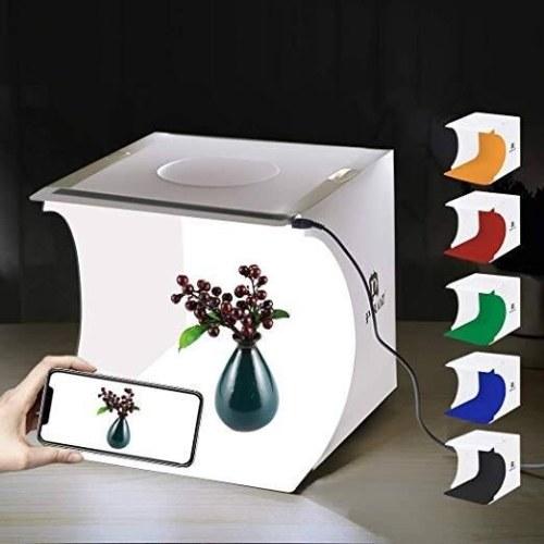 PULUZ Mini Folding Lightbox  Photo Background Kit