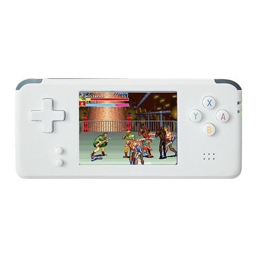 Image of R9 Plus Portable Handheld Game Console Built-in 3000 Different Games