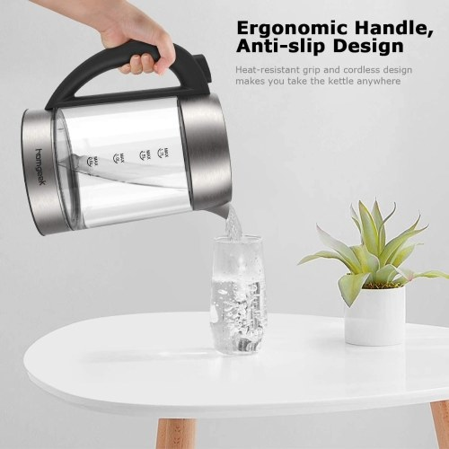 Homgeek Electric Kettle with Variable