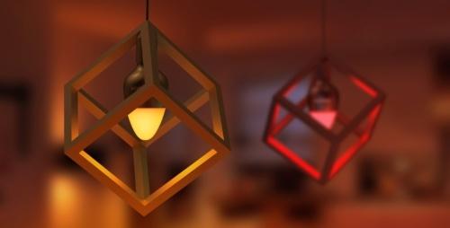 Koogeek E26 8W color que cambia la bombilla LED inteligente con Wi-Fi regulable
