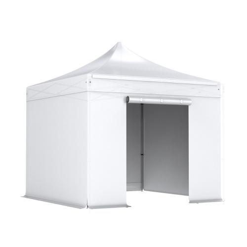 Tente pliante 3x3m Pack complet Acier 32mm Polyester 300g/m²