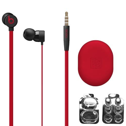 Original Beats urBeats3 In-Ear Headphone 10th Anniversary Edition 3.5mm Plug