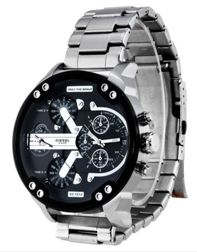 2020 AliExpress Explosive DZ Quartz Watches are available in large quantities for men's casual styles 7311 Black Belt