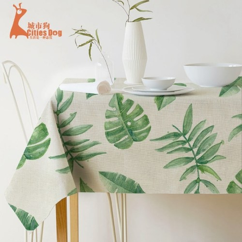 Nordic Style Tablecloth Home Kitchen Party Rectangular Table Cloth