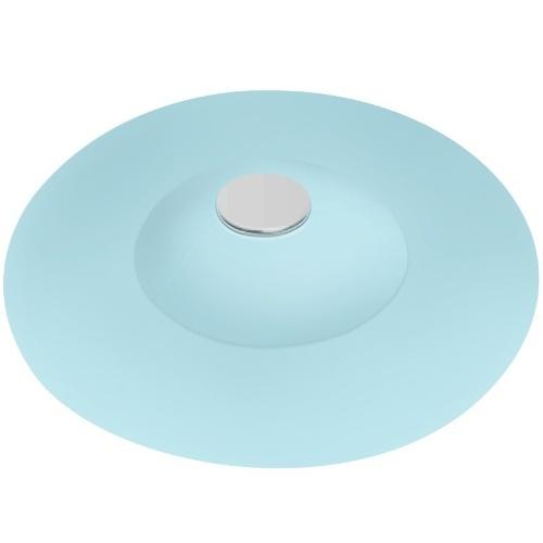 Geschlossener Prellsilikon-Bodenablauf mit Deodorant für die Küche