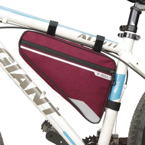 B-SOUL bicycle bag triangle bag