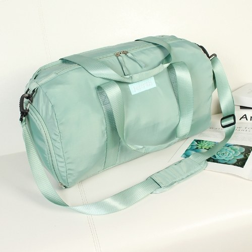 Cross-body travel luggage
