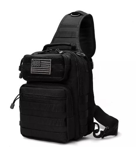 Тактическая водонепроницаемая сумка-слинг через плечо Рюкзак