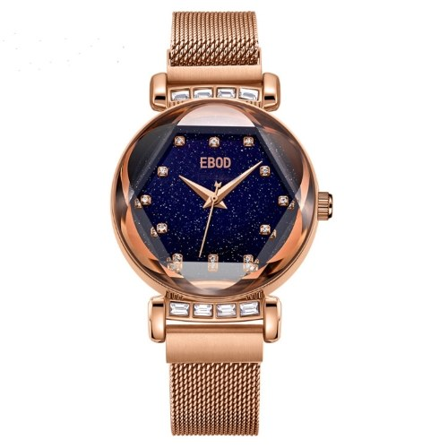 TikTok Popular Paragraph Diamond Starry Sky Watch