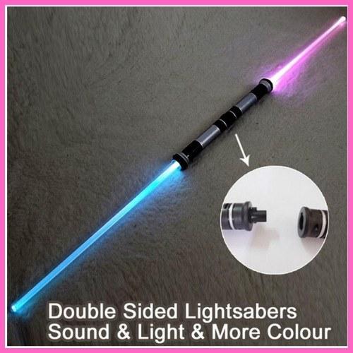 Spada laser retrattile con sensore della spada laser di Amazon Star Wars che cambia colore