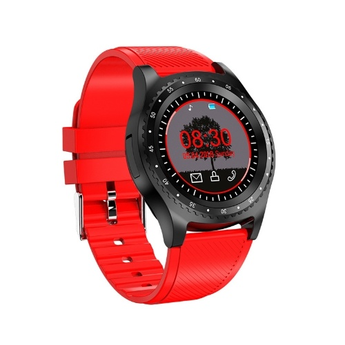 Cross-border new products L9 smart watch can be plugged in the Internet Bluetooth camera phone watch mobile phone factory direct sales black