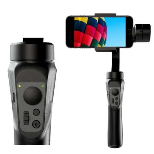 Grenzüberschreitender explosiver Smart-Follow-up-Handheld-Gimbal F6 mit dreiachsigem Anti-Shake-Video-Follow-up-Stabilisator Guncolor