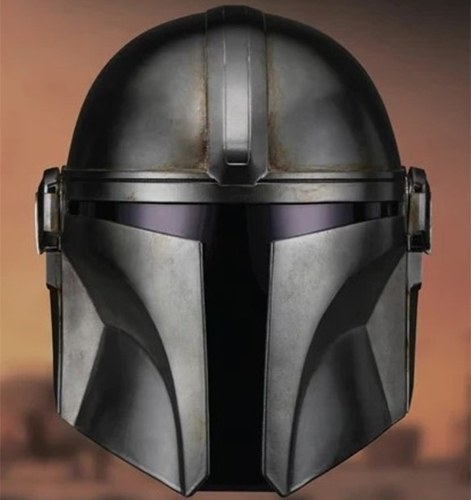 Máscara de casco de soldado blanco de Star Wars Force Awakens Storm Soldier Helmet Clone Soldier Halloween Star Wars Látex Mandaloriano Negro Gris