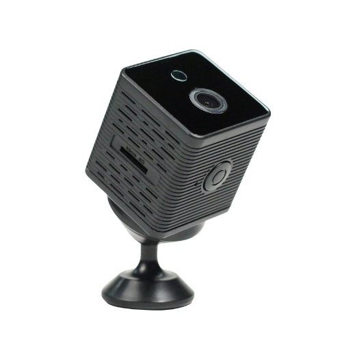 1080P 30FPS WiFi Mini Camera Video Cam Camcorder 120° Wide Angle IR Night Vision Motion Detection 128GB Extended Memory for Baby Animal Home Security Monitoring