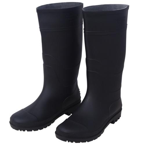 rubber boots gr. 40 black