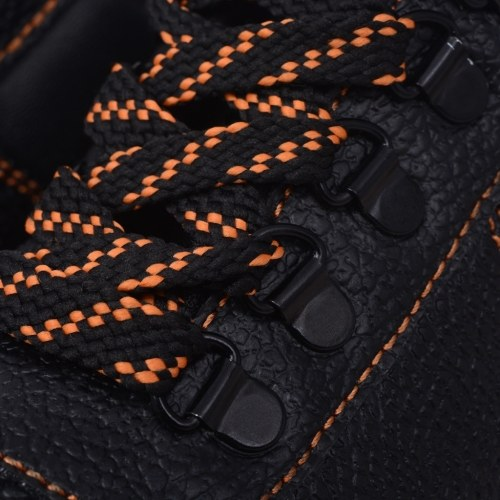 scarpe di sicurezza  lavoro scarpe in pelle nera Gr. 43