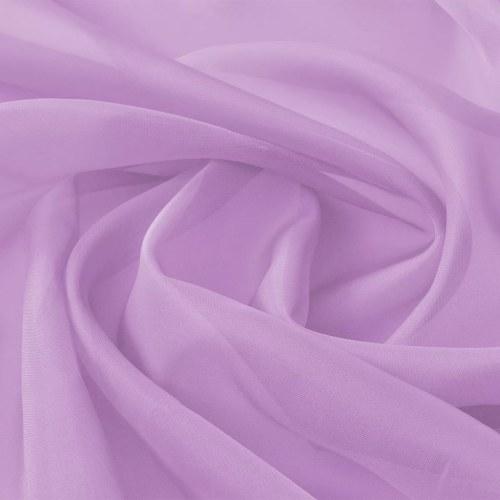 Тонкая ткань 1.45 x 20 м фиолетовая