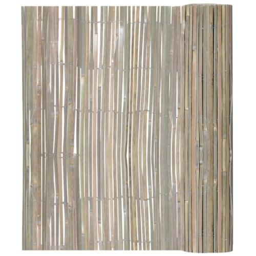 Estera de bambú estera de privacidad ciega 200 x 400 cm