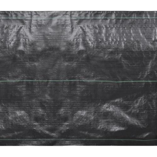 PP no tejido de lana jardín de malas hierbas protección de malezas 5 x 1m 100 gsm