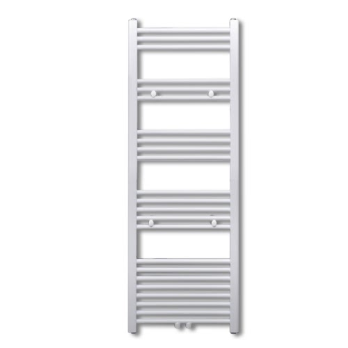 Bathroom Central Heating Towel Rail Radiator Straight 500 x 1424 mm
