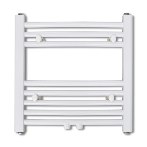Bathroom Radiator Central Heating Towel Rail Curve 480 x 480 mm
