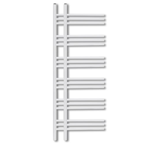 Bathroom Radiator Central Heating Towel Rail E Shape 600 x 1400 mm