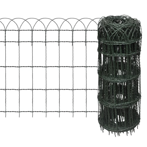 Picket Fence lit enceinte Beetbegrenzung Beetumrandung