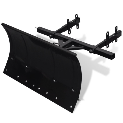 Snow Plough Blade 80 x 44 cm for Snow Thrower