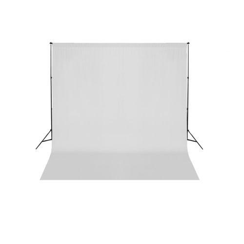 System tło z białym ręcznikiem 600 x 300 cm