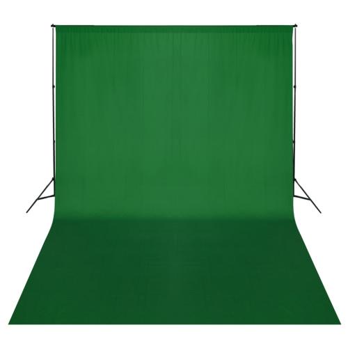 System Tło z zielonym suknem 500 x 300 cm