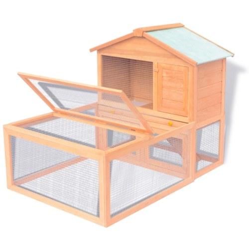 legno outlet gabbia coniglietto