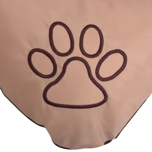 犬のベッドサイズXXLベージュ