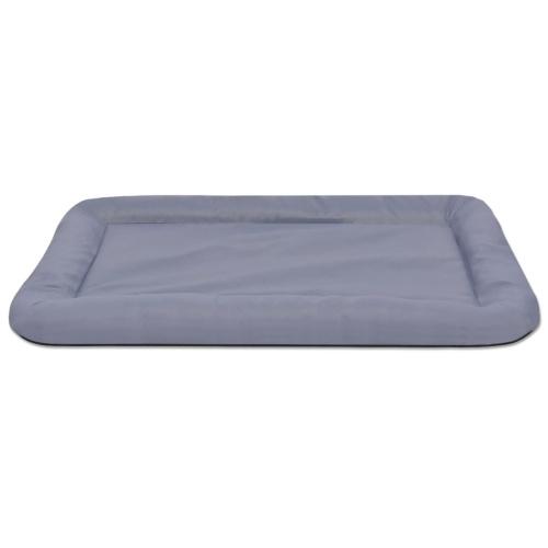 Размер кровати для собак M Gray