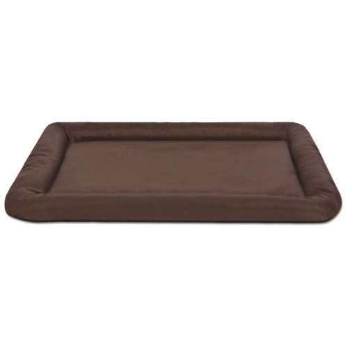 Размер кровати для собак M коричневый