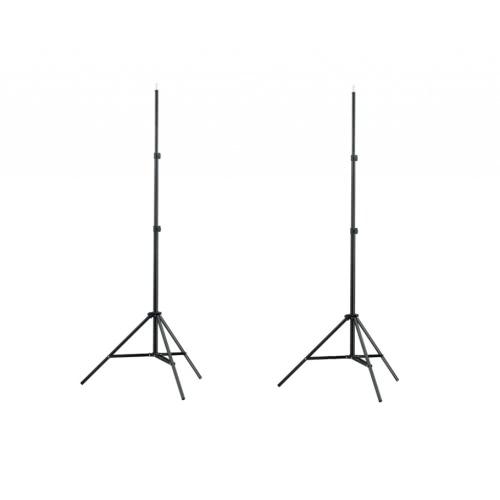 2 statywy wysokość 78-205 cm