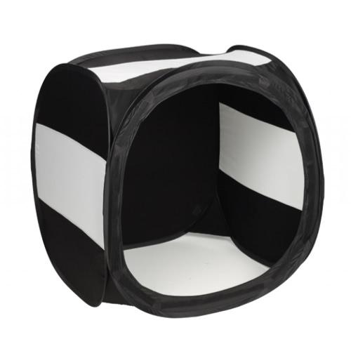 Puchatek czarny 150 x 150 x 150 cm