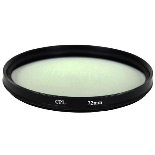 Filtr polaryzacyjny kołowo 72 mm