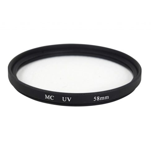 Filtr UV powlekane 58 mm mnożyć