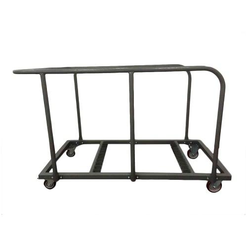 Chariot de transport en acier pour table 180cm - Cap. 18 tables