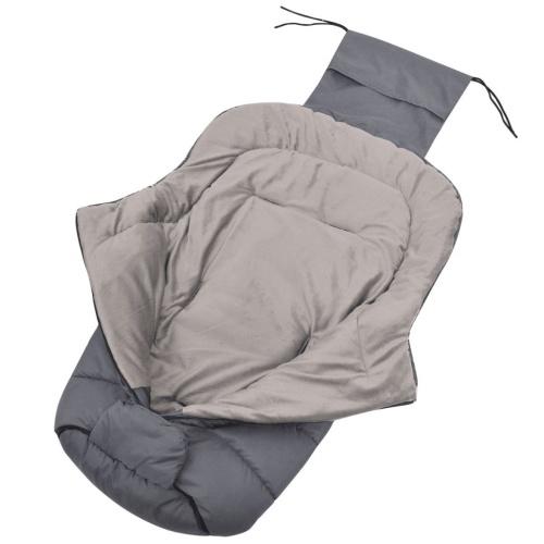 Детская сумка для коляски / коляски 90x45 cm Серый