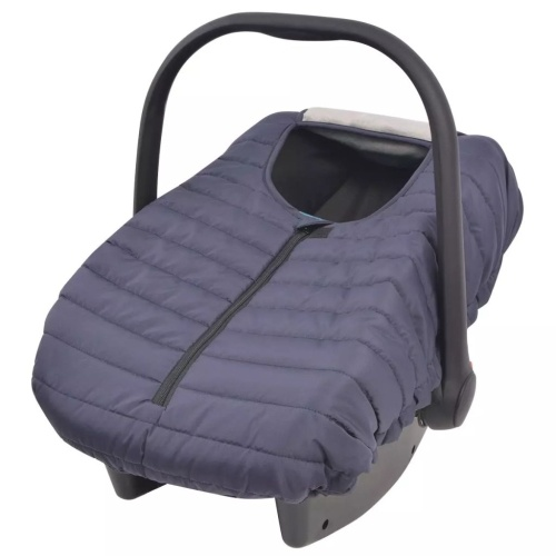 Baby Carrier / Tampa do assento do carro 57x43 cm Navy