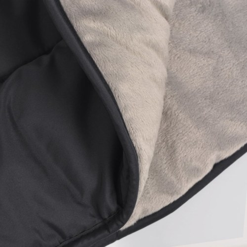 Коляска Ручная муфта 55x25 см Черная