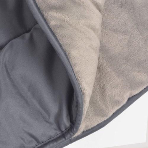 Коляска Ручная Муфта 55x25 см Серый